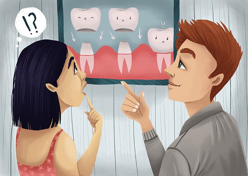 تاج دندان چیست؟