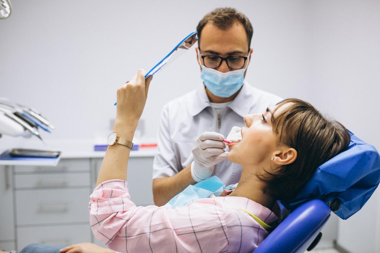 روش دندانپزشکی زیبایی دندان