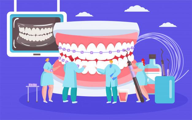 هزینه ارتودنسی دندان در سال 1400
